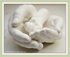Baby Hand Cast Diy Pinterest Baby Hands Keepsakes