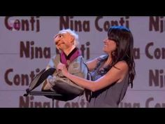 Nina Conti on Russell Howards Good News - the second half is amazing!