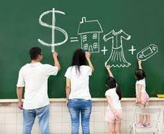 Resultado de imagem para orçamento familiar