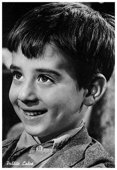 Pablito Calvo. Los actores de España.