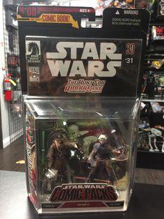 Star Wars Comic Pack The Hunt For Aura Sing A'Sharad Hett and Dark Woman Star Wars #31 Dark Horse