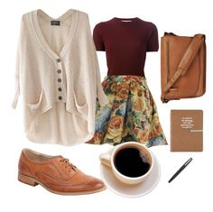 Untitled #4 by tortidswell on Polyvore featuring Chicnova Fashion, Marni, Wanted, Black Rivet and Lamy