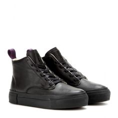 mytheresa.com - High-Top-Sneakers Odyssey aus Leder - Sneaker - Schuhe - Luxury Fashion for Women / Designer clothing, shoes, bags