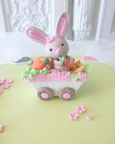 Purppurahelmen juhla- ja  fantasiakakut: Pupu kakku