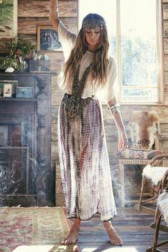 cool Chrysophase Skirt