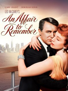 Cary Grant and Deborah Kerr fall in love on an ocean liner in the classic 1957 romance An Affair to Remember.