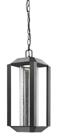 METAL FRAMED LED OUTDOOR HANGING :: CEILING MOUNTED & CHAIN HUNG :: Ceiling lights Toronto, Bath and vanity lighting, Chandelier lighting, Outdoor lighting and kitchen lights :: Union