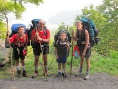 Appalachian Trail: On our way to the top of Bear Mountain by Treetop Mom, via Flickr