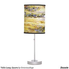 Table Lamp, Quartz Desk Lamp