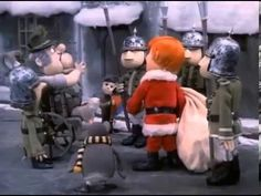 Santa Claus Is Comin' To Town (Rankin & Bass) [Full Movie]