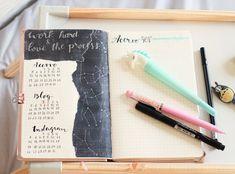 Último Biscoito: Como vou me organizar em 2020!   #bulletjournal2020 Bujo, Bullet Journal, Hard To Love, Notebook, Instagram, Monthly Calender, Organize, Goals, The Notebook