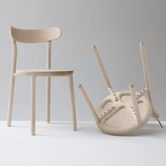 Them Chair is a minimalist design created by Australia-based company DesignByThem. Them Chair is a modern interpretation of the enduring fur...