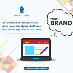 Our team crafts impactful, customer-oriented and proficient content Ranolia Ventures offers content marketing services to showcase brand value and get desired result. Email Marketing, Content Marketing, Promote Your Business, Web Development, Social Media, Goals, Blog, Trends, News