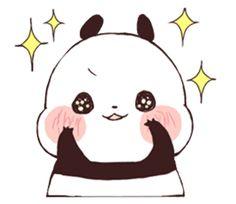Yururin Panda – LINE stickers | LINE STORE Panda Wallpapers, Cute Wallpapers, Panda Lindo, Birthday Gifts For Boyfriend Diy, Baby Hamster, Girly M, Panda Party, Anime Toys, Cute Memes