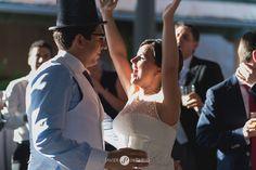 ¡¡¡¡A bailar!!!! Boda de Isabel y Carlos en Sevilla.