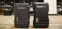 Pelican 1535 Air Carry-On with TrekPak Divider System Review