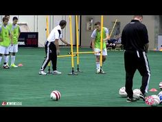 George Crampton, Improving Speed, Agility and Reaction Time In Soccer Related Drills
