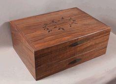 wooden silverware box - Google Search