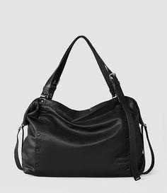 Womens Darling Bowling Bag (Black) - product_image_alt_text_4