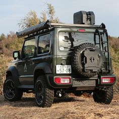 Suzuki Jimny Off Road, New Suzuki Jimny, Jimny 4x4, Mercedes G Wagon, Mini Trucks, Daihatsu, Touring, Dream Cars, Jeep