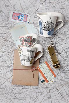 Nádherný dárek, nebo reminiscence na Vaši návštěvu některého z evropských měst, které máte rádi