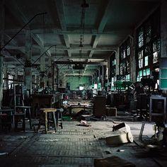 Factory, via Flickr.