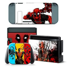 >> Click to Buy << Free Drop Shipping  Body Wrap Decal Skin Sticker for NS Switch NS NX Console & Joy-con #Affiliate