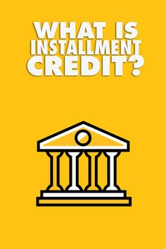 What Is Installment Credit? After reading this article, you will know what an installment loan is, how installment loans work, and if one is right for you. Installment Loans, How To Apply, How To Plan, Reading, Reading Books