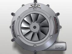 3D-storage.com. Centrifugal impeller / Turbine / Compressor by Engi-IRL