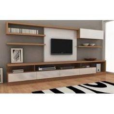 modular moderno rack panel tv lcd living muebles luca   Compra - Venta   Buenos Aires   Compra - Venta