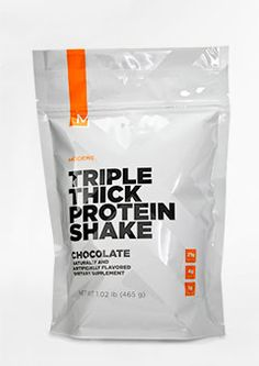 You are your body's architect. Triple Thick Protein Shake by Modere is an advanced formula that can help create the ideal you by building a lean, muscular body. #nontoxic SAVE 10% and FREE shipping over $50