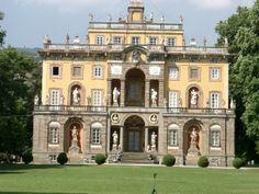Villa Torrigiani, Camigliano (Lucca), Italy