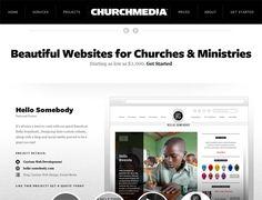 clean website design #webdesign