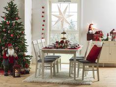 Jul 2015 Skeidar Red Christmas, Holiday Decor, Home Decor, Decoration Home, Room Decor, Home Interior Design, Home Decoration, Interior Design
