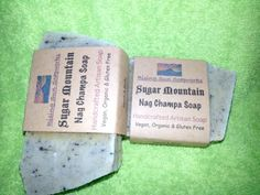 Nag Champa Soap Natural Homecrafted, Vegan, Organic, and Gluten Free Visit Link for more info. Home Crafts, Gluten Free, Soap, Organic, Vegan, Natural, Link, Products, Glutenfree
