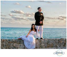 Riviera Maya Mexico El Dorado Royale destination wedding