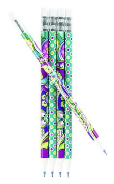 Vera Bradley mechanical pencil set