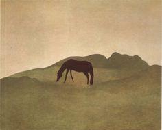 © Vlasta Vostřebalová Fischerová - Kůň od cirkusu / 1932 / dílo dnes nezvěstné