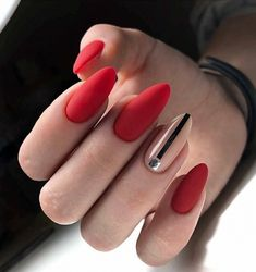 64 Chic Natural Almond Acrylic Nails Shape Design You Won't Resist This Spring & Summer #nailsspring #AcrylicNailsForSummer Bright Acrylic Nails, Acrylic Nail Shapes, Summer Acrylic Nails, Acrylic Nail Designs, Summer Nails, Spring Nails, Black Almond Nails, Almond Acrylic Nails, Colored Nail Tips