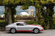 1958 250 Tour de France - Such beauty. Luxury Sports Cars, Sexy Cars, Hot Cars, Automobile, Sports Car Wallpaper, Ferrari Car, Car Wallpapers, Amazing Cars, Courses