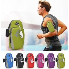 Running SPORT GYM Phone Bag Jogging Running Protective Mobile Phone Bag Brassard,Arm Band Phone Case for iPhone 5s 5se 6 6s Plus