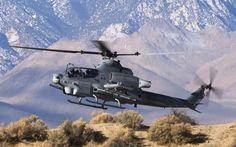 AH-1Z Viper Gunship