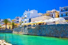 Discover Sitia: significant attractions, beautiful beaches, and exotic nature in one of the most beautiful destinations in Crete. Holiday Destinations, Travel Destinations, Crete Beaches, Crete Island, Greek Islands, Where To Go, Beautiful Beaches, Exotic, Places To Visit