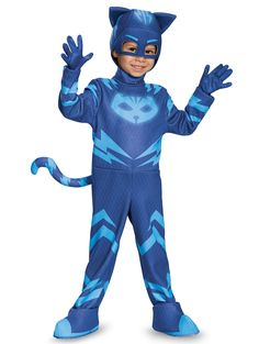 PJ Masks Catboy Deluxe Child Costume from Buycostumes.com
