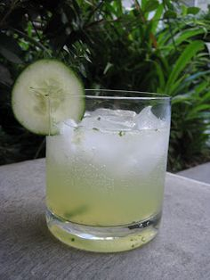 The Lush Chef: Spring Cocktails