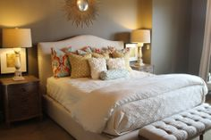 love this style for the master bedroom