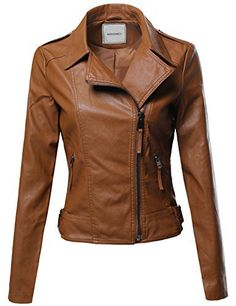 New Trending Outerwear: Classic Biker Jacket Various Colors Camel Size S. Classic Biker Jacket Various Colors Camel Size S  Special Offer: $39.49  177 Reviews Awesome21 is a company which carries professionally in womenswear. We specialize in basic to trendy items which will interest all the ladies and women looking for casual or stylish and unique clothes...