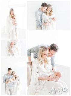 Natural Newborn Posing with Parents by Miranda North. Newborn Fotografia, Foto Newborn, Newborn Posing, Newborn Session, Newborn Pictures, Baby Pictures, Newborn Girl Photos, Photo Bb, Foto Baby