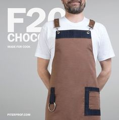 The new apron F20CHOCO
