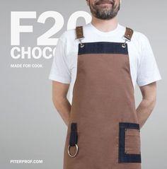 The new apron F20CHOCO